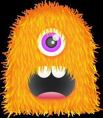 Orange-Monster