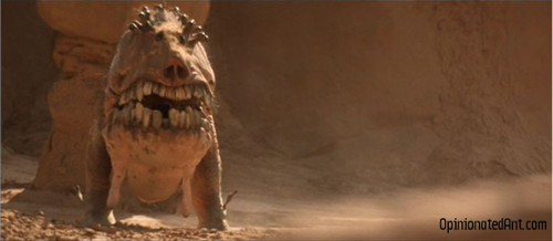 Pig Lizard on Galaxy Quest