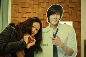 J with Oppa!